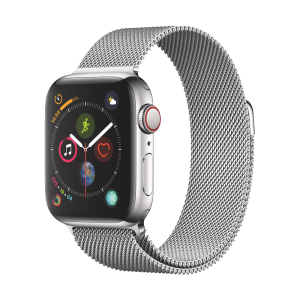 Buy Apple Watch Stainless Steel Case with Milanese Loop online